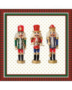 Ambiente Paper Napkins 3-ply Lunch Nutcracker