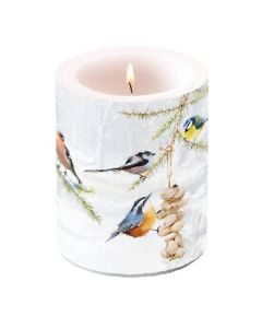 Ambiente Pillar Candle All Together