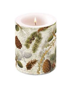 Ambiente Pillar Candle Life In Forest