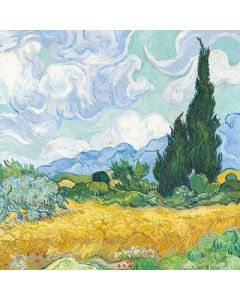 Ambiente Paper Napkins 3-ply Lunch Wheatfield (Van Gogh)