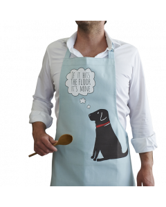 Chocolate Labrador  - Sweet William Apron