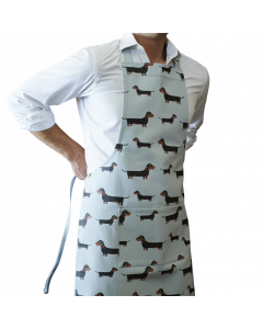 Dachshund  - Sweet William Apron