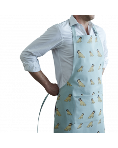 Pug  - Sweet William Apron
