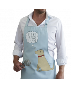 Yellow Labrador  - Sweet William Apron