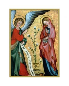 The Annunciation   #CMBX409 - Pack of 8 Cards