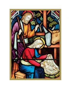The Nativity  #CMBX411 - Pack of 8 Cards