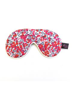 Alice Caroline Eye Mask Wiltshire Red