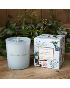 Irish Botanicals Candle Blooming Bluebells
