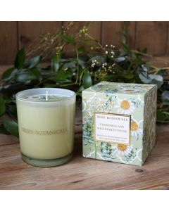 Irish Botanicals Candle Chamomile and Wild Burren Thyme