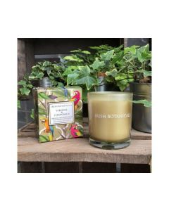 Irish Botanicals Candle Verveine and Lemon Verbena
