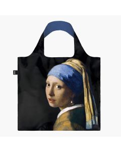 LOQI Girl with a Pearl Earring, c.1665 Bag