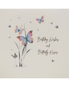 Five Dollar Shake Birthday Card Birthday Wishes And Butterfly Kisses