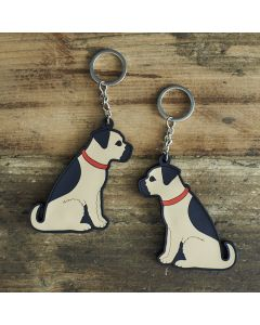 Sweet William Keyring Border Terrier
