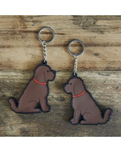Sweet William Keyring Cockapoo