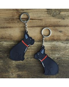 Sweet William Keyring French Bulldog