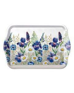 Ambiente Melamine Scatter Tray Mixed Meadow Flower