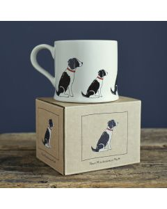 Springer Spaniel Black & White - Sweet William Dog Mug
