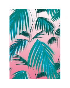Museums and Galleries Matthew Williamson Greeting Card Design Collection Sunset Palms