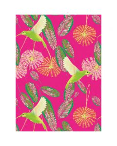 Museums and Galleries Matthew Williamson Greeting Card Design Collection Hummingbirds
