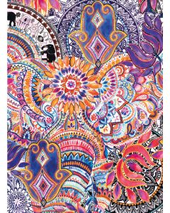 Museums and Galleries Matthew Williamson Greeting Card Design Collection Jaipur Jem