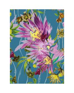 Museums and Galleries Matthew Williamson Greeting Card Design Collection Jungle Bloom