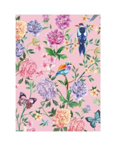 Museums and Galleries Matthew Williamson Greeting Card Design Collection Chinoiserie Bird