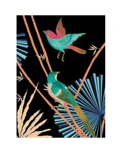 Museums and Galleries Matthew Williamson Greeting Card Design Collection Asian Bamboo
