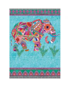 Museums and Galleries Matthew Williamson Greeting Card Design Collection The Jewel of Jaipur
