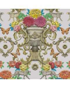 Museums and Galleries Matthew Williamson Greeting Card DNA Print Chateau
