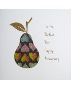 To The Perfect Pair! Happy Anniversary. - #NE13