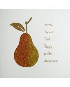 To The Perfect Pair! Happy Golden Anniversary. - #NE16