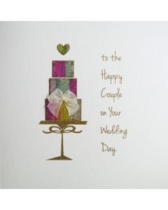 To The Happy Couple on Your Wedding Day - #NE23