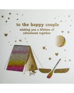 Wishing You A Lifetime of Adventures Together - #NE26