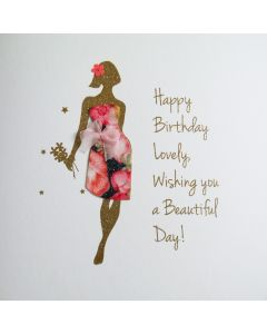 Happy Birthday Lovely, Wishing You a Beautiful Day! - #NE43