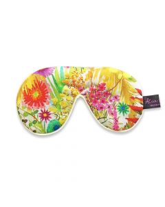 Alice Caroline Eye Mask Tresco Multi (Green)