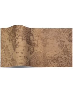 Suttons Printed Tissue Paper Olde World