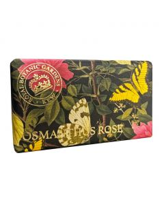 The English Soap Company Kew Gardens Osmanthus Rose Soap Bar