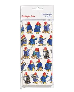 Museums and Galleries Tissue Paper Paddington Bear
