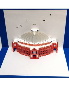 Forever Cards Pop Up Iconic Building Card Royal Albert Hall