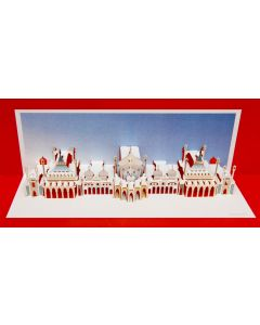 Forever Cards Pop Up Iconic Building Card The Royal Pavilion