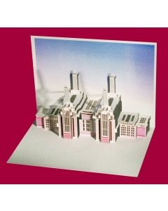 Forever Cards Pop Up Iconic Building Card Battersea Power Station