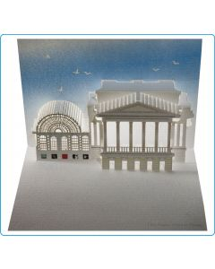 Forever Cards Pop Up Iconic Building Card Royal Opera House