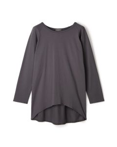 Chalk UK Robyn Top Charcoal