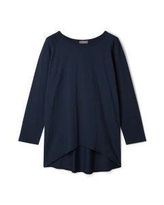 Chalk UK Robyn Top Navy