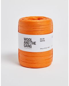 Vitamin C Raffia - Wool and The Gang Ra Ra Raffia