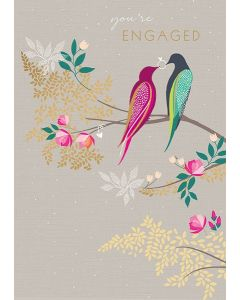 Sara Miller London - Love Birds You're Engaged - SAM31