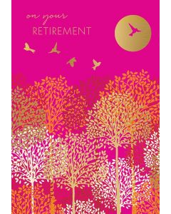 Sara Miller London - On You're Retirement - SAM36