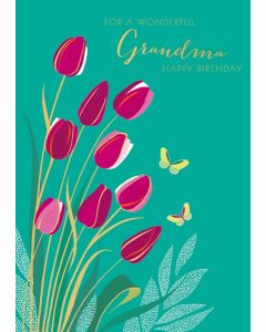 Sara Miller London - For A Wonderful Grandma - SAMR07