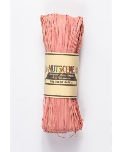 Nutscene Raffia Strawberry Ice Pink 50g