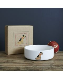 Sweet William Dog Bowl Border Terrier